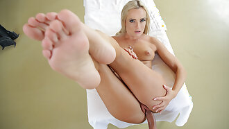 Anita Bellini gives in to cock loss-leader - itsPOV