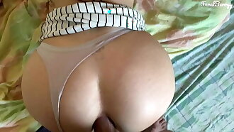 Feral Put Ass on my Horny Cock - POV ANAL. FeralBerryy